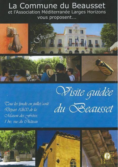 Affiche mlh maison du tourisme